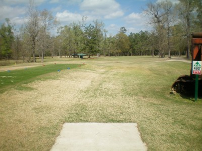 Spring Valley, Main course, Hole 17 Tee pad