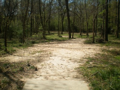 Spring Valley, Main course, Hole 21 Tee pad