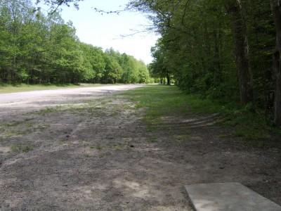 Hickory Hills, Main course, Hole 23 Tee pad