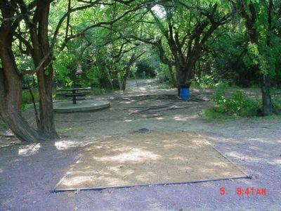 Bill Allen Memorial Park, Main course, Hole 3 Tee pad