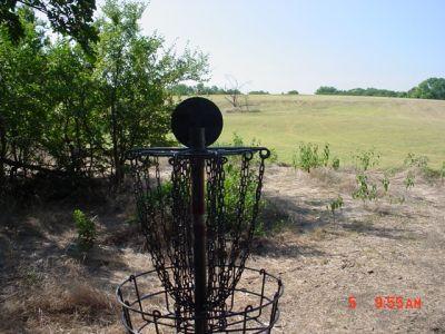 Bill Allen Memorial Park, Main course, Hole 7 Reverse (back up the fairway)