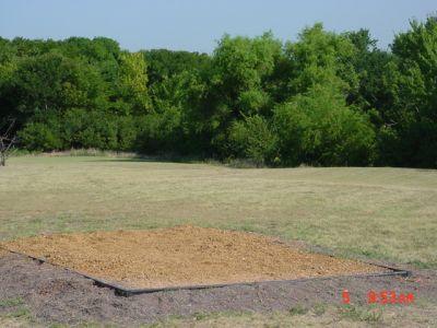 Bill Allen Memorial Park, Main course, Hole 7 Tee pad