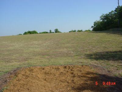Bill Allen Memorial Park, Main course, Hole 5 Tee pad