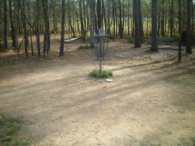Bear Branch Sportsfield Park, Main course, Hole 5 Putt