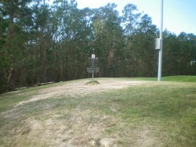 Bear Branch Sportsfield Park, Main course, Hole 9 Putt