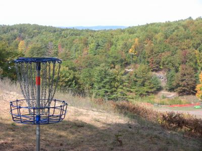 Mt. Holiday, Main course, Hole 6
