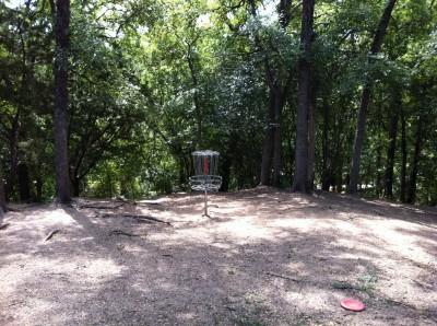 William Cameron Park, Main course, Hole 2 Putt