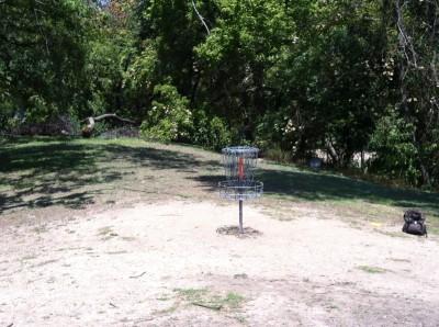 William Cameron Park, Main course, Hole 12 Putt