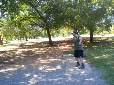 Lucy Park, Main course, Hole 10 Tee pad