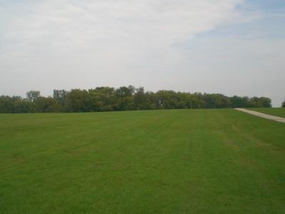 Sunrise Park, Main course, Hole 4 Tee pad