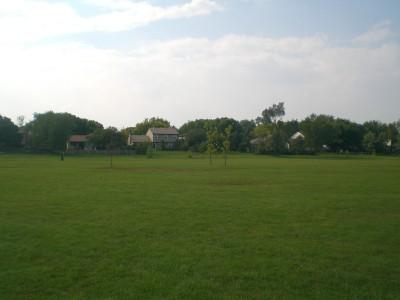 Sunrise Park, Main course, Hole 11 Tee pad