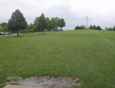 Willow Stream Park, Main course, Hole 1 Tee pad