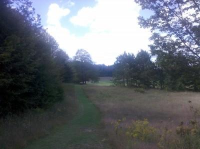 Myles Kimmerly, Main course, Hole 18 Tee pad