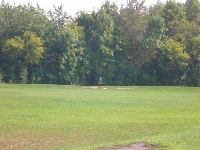 Lippold Park, Main course, Hole 6 Long approach