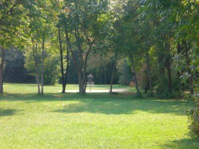 Lippold Park, Main course, Hole 3 Midrange approach