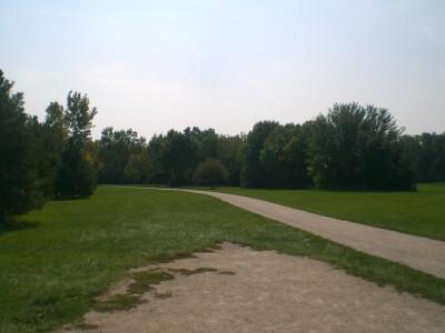 Lippold Park, Main course, Hole 3 Tee pad