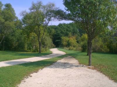 Lippold Park, Main course, Hole 11 Tee pad