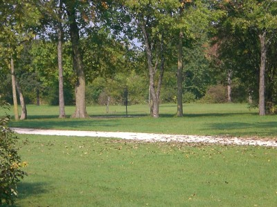 Lippold Park, Main course, Hole 16 Midrange approach