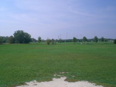 Lippold Park, Main course, Hole 5 Tee pad