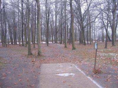 Firefighters Park, Main course, Hole 9