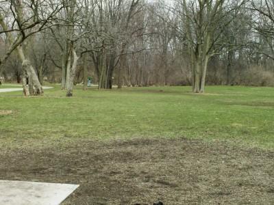 Prairie Park, Main course, Hole 5