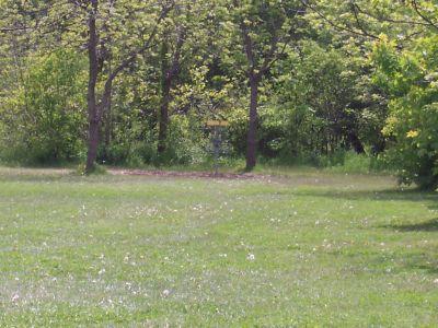 Prairie Park, Main course, Hole 7 Long approach