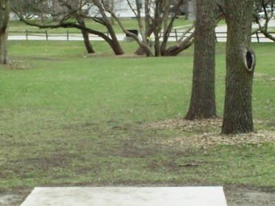 Prairie Park, Main course, Hole 1