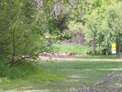 Prairie Park, Main course, Hole 3 Long approach