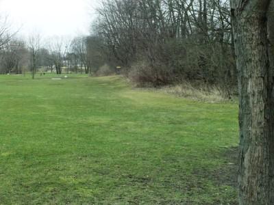 Prairie Park, Main course, Hole 8