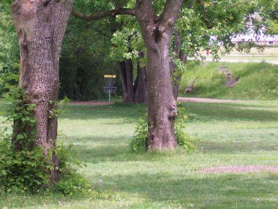 Prairie Park, Main course, Hole 2 Long approach
