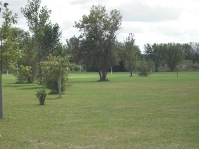 Millcreek Park, Main course, Hole 4 Long tee pad
