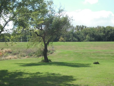 Millcreek Park, Main course, Hole 7 Long tee pad