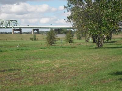 Millcreek Park, Main course, Hole 9 Long tee pad