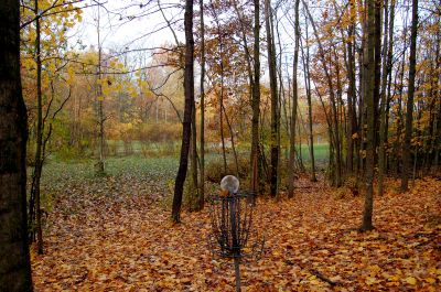 River Bends, Main course, Hole 23 Reverse (back up the fairway)
