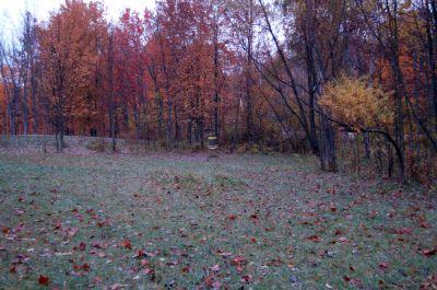 River Bends, Main course, Hole 5 Midrange approach