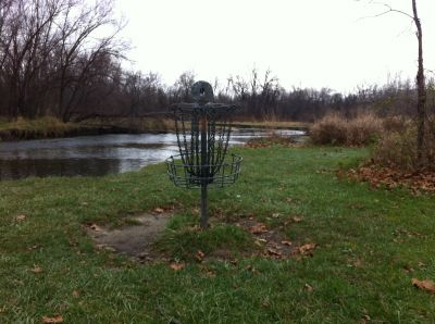 River Bends, Main course, Hole 9 Putt