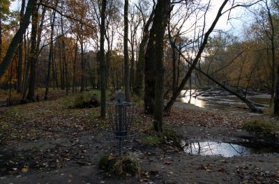 River Bends, Main course, Hole 15 Reverse (back up the fairway)