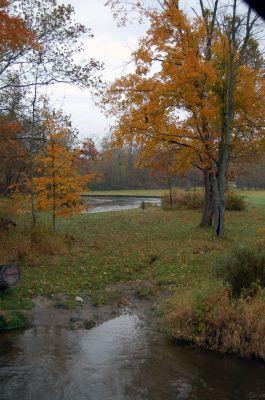 River Bends, Main course, Hole 9 Midrange approach