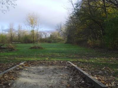 Trinity Links, Main course, Hole 3 Tee pad