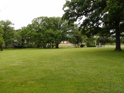 Chautauqua Park, Main course, Hole 12 Long approach