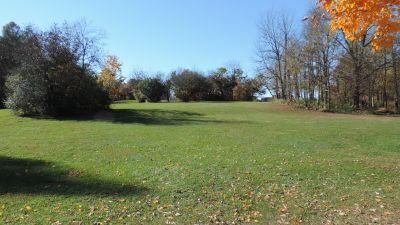 Anna Page Park, East, Hole 9 Tee pad
