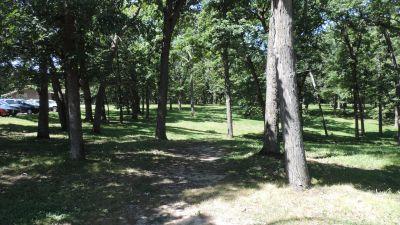 Anna Page Park, West, Hole 1 Tee pad