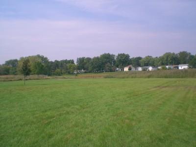 Shady Oaks Park, Main course, Hole 7 Long tee pad