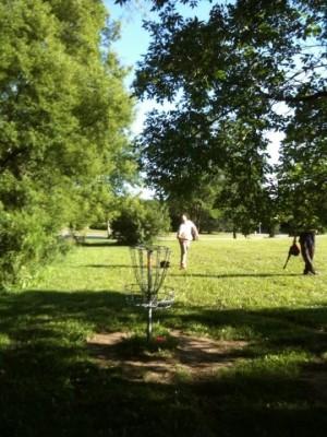 Mayfair Park, Main course, Hole 3 Putt