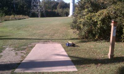 Castaldo Park, Main course, Hole 2