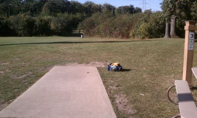 Castaldo Park, Main course, Hole 3