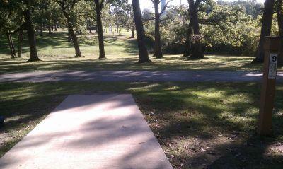 Castaldo Park, Main course, Hole 9