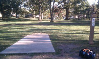 Castaldo Park, Main course, Hole 5