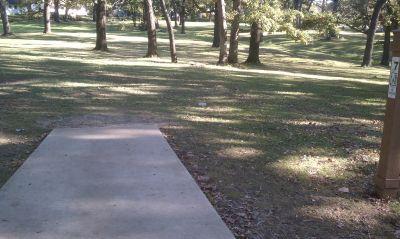 Castaldo Park, Main course, Hole 7