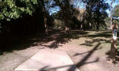Castaldo Park, Main course, Hole 4